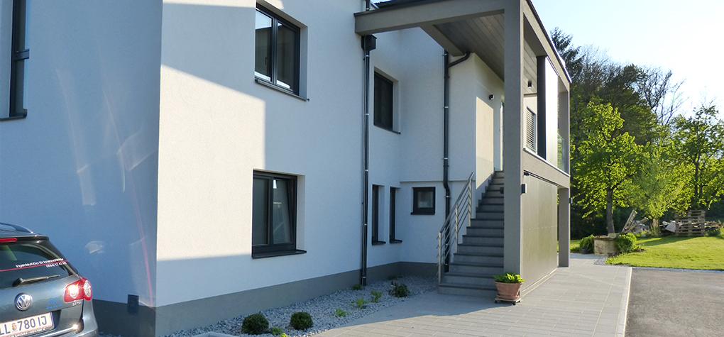 Außengestaltung - Atelier Aigner