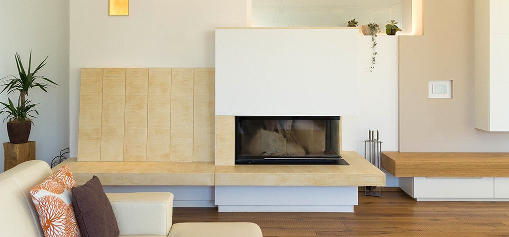 Wohnbereich Atelier Aigner